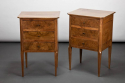 Pair of bedside drawers - picture 1