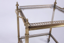Pair of Brass Side Tables - picture 3