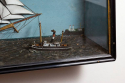 C19th Sailing Ship Diorama - picture 3