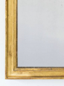 C19th French giltwood mirror - picture 2