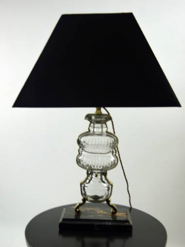 French 1960s Table Lamp