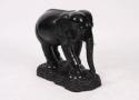 Ebonised Elephant - picture 1