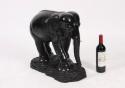 Ebonised Elephant - picture 2