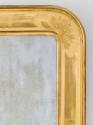 C19th French Mirror, lovely sparking plate and gilding. - picture 3