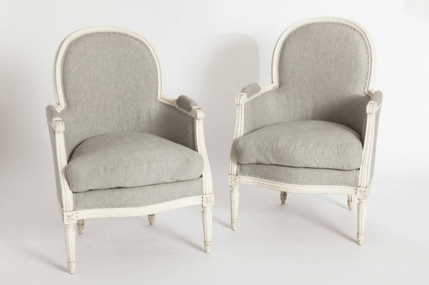 Pair of Salon Chairs