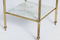 Pair of Side Tables with Marble - picture 4