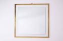 Bespoke Brass Mirror - picture 1