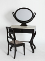 Swan Dressing Table & Chair - picture 1