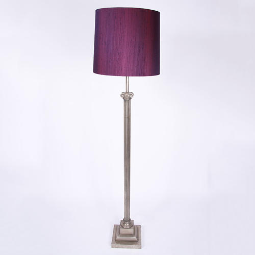 Ionic Column Floor Lamp