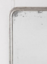 French Silver Leaf Mirror - picture 3