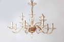 Italian mid 20th century chandelier. - picture 1
