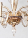 Italian mid 20th century chandelier. - picture 3