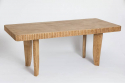 Large Ash Table - picture 1