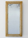 C19th French painted mirror - picture 1