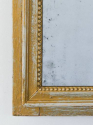 C19th French painted mirror - picture 2