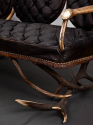 French Antler Sofa - picture 2