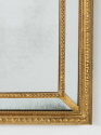 Giltwood Cushion Mirror - picture 2