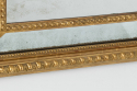 Giltwood Cushion Mirror - picture 3