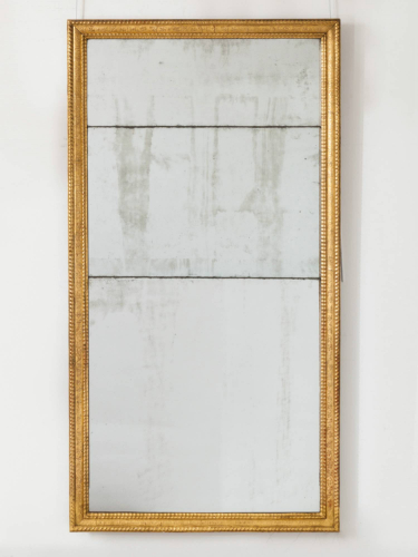Large Giltwood Mirror