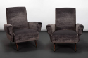 Italian 1950`s Club Chairs - picture 1
