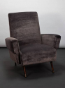 Italian 1950`s Club Chairs - picture 2
