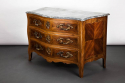 Early C19th Marble Top Commode - picture 2