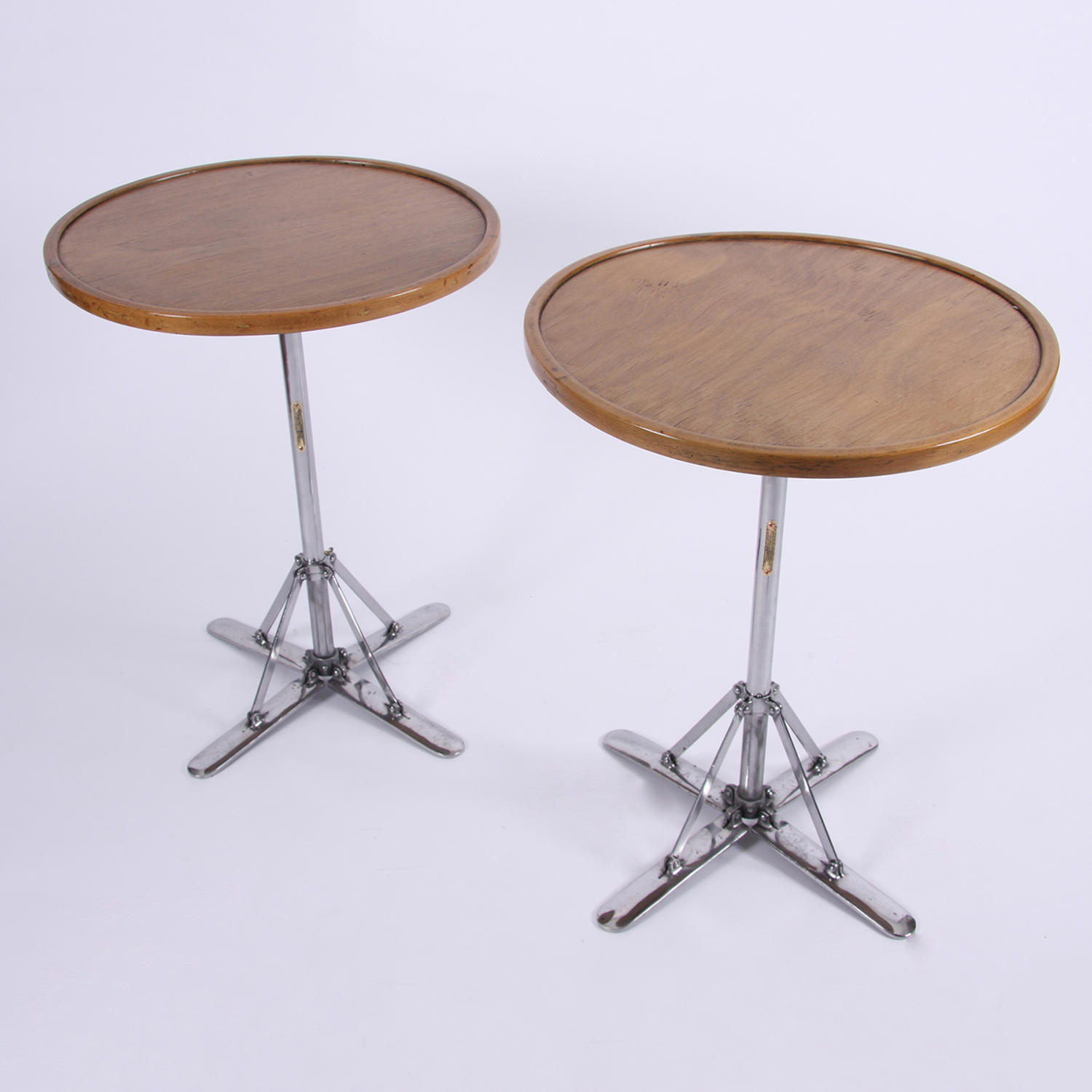 Pair of Field Tables