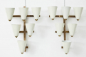 Pair of 1950`s Italian Wall Lights - picture 1