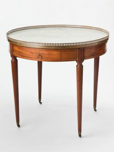Large Bouillotte Table