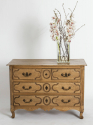 Oak Chest of Drawers - picture 1