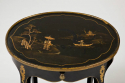 Pair of Chinoiserie Side Tables - picture 2