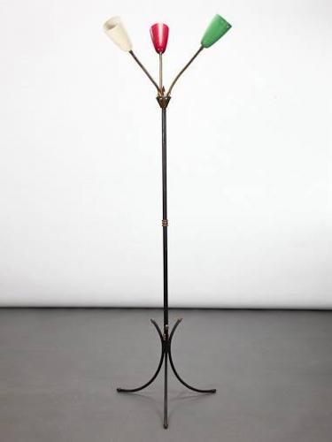 Italian floor standing lamp