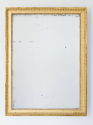 Gilt Mirror with Mercury Glass - picture 1