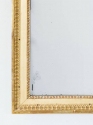 Gilt Mirror with Mercury Glass - picture 2