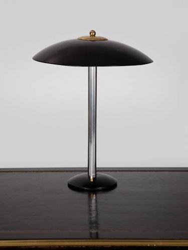 Mid C20th French Table Lamp