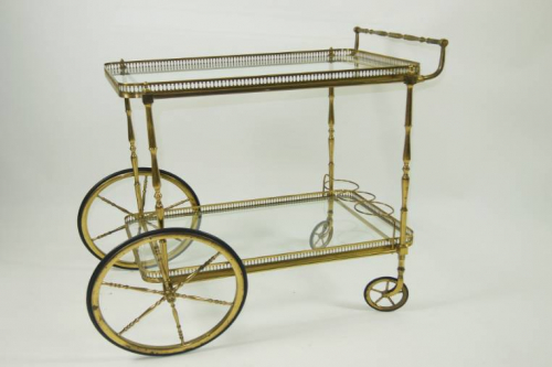 Early 20th Century Drinks Trolley