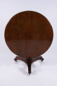 C19th Mahogany Centre Table - picture 2