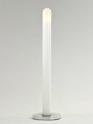 1970`s Italian Opalescent Floor Standing Lamp