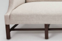 C19th English Camel Backed Sofa - picture 3