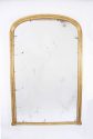 Giltwood Overmantel Mirror - picture 1