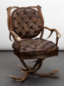 French Antler Chairs - picture 2