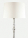 Italian glass floor lamp - picture 5