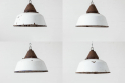 Set of Four Pendants/Ceiling Lights - picture 1