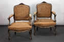 Pair of Salon Chairs - picture 1