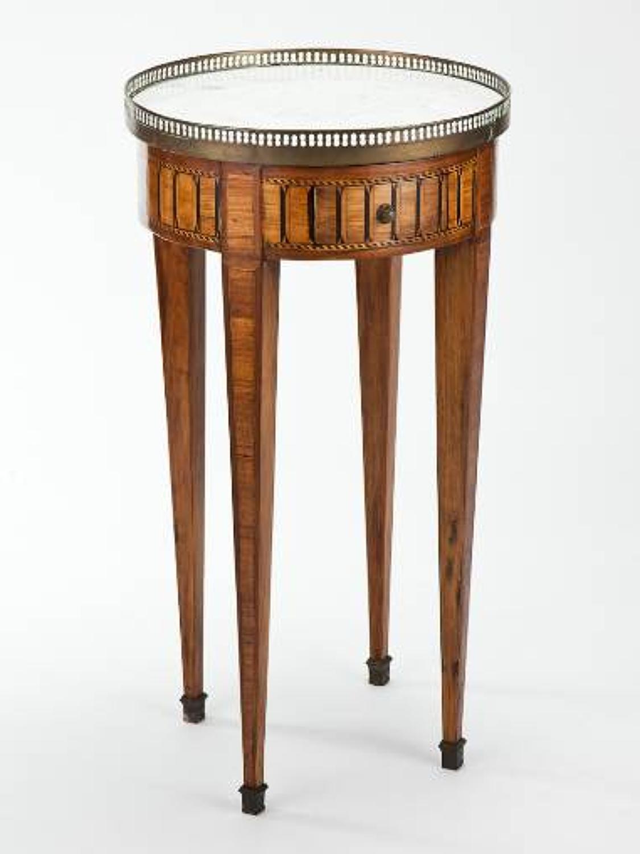 Bouillot table