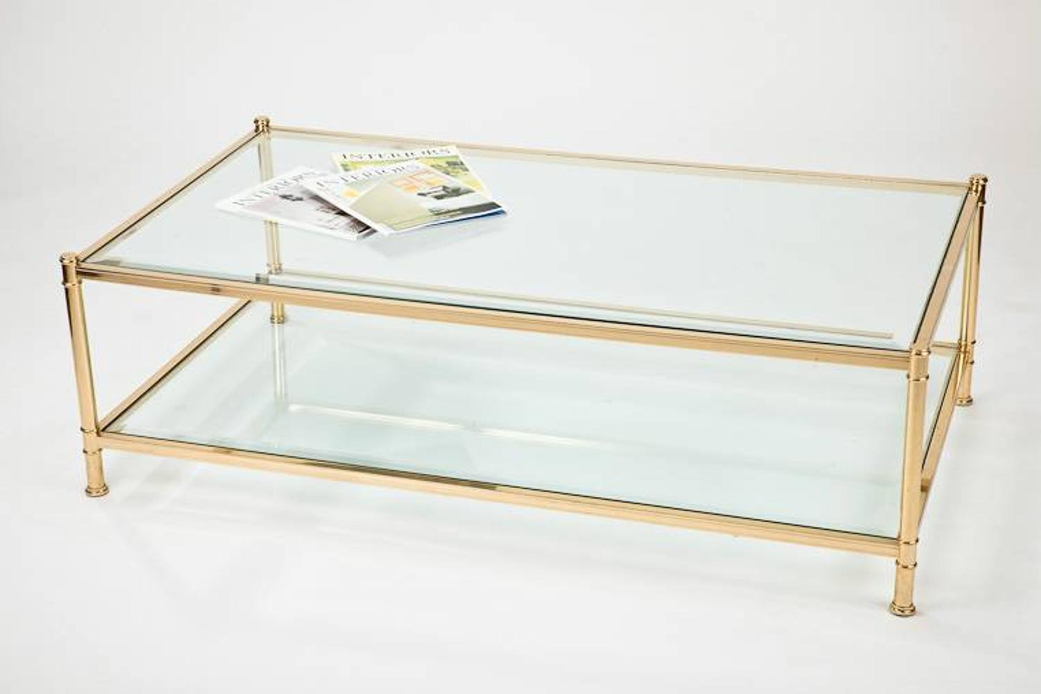 1970`s Coffee Table by Roche