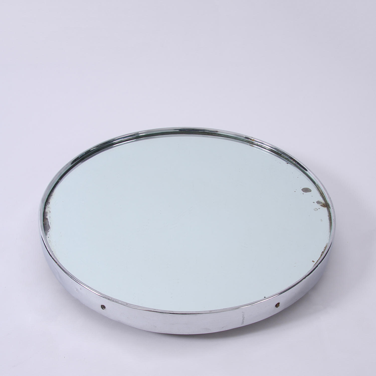 Mirrored `Lazy Susan`
