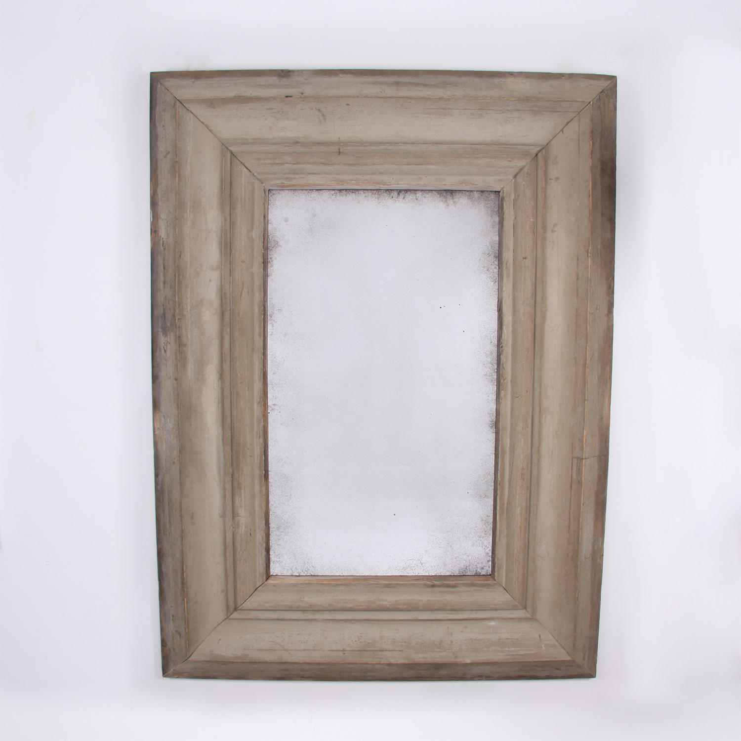 Large Painted Mirror