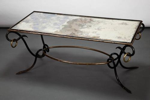 Rene Drouet Coffee table