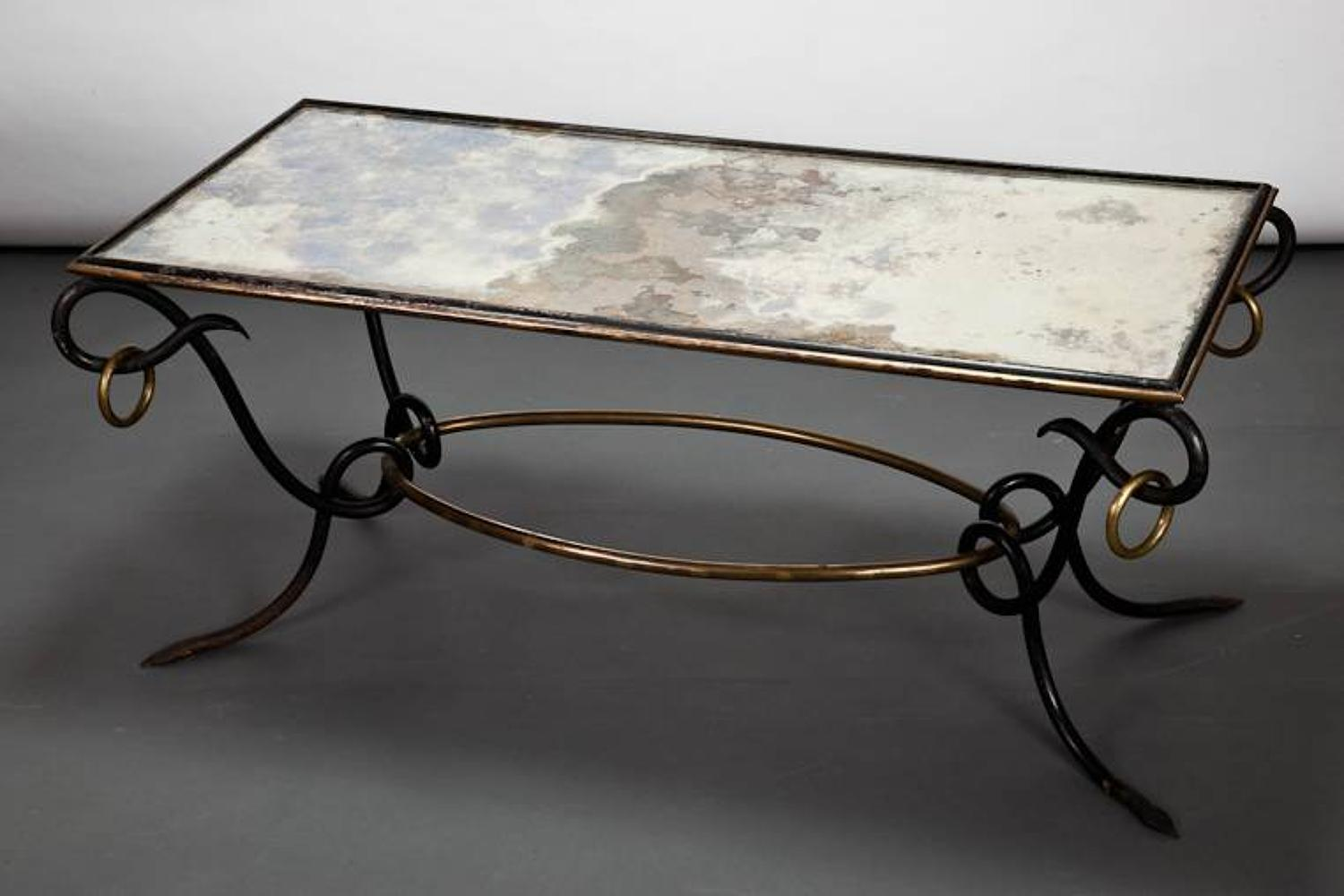 Rene Drouet Coffee table